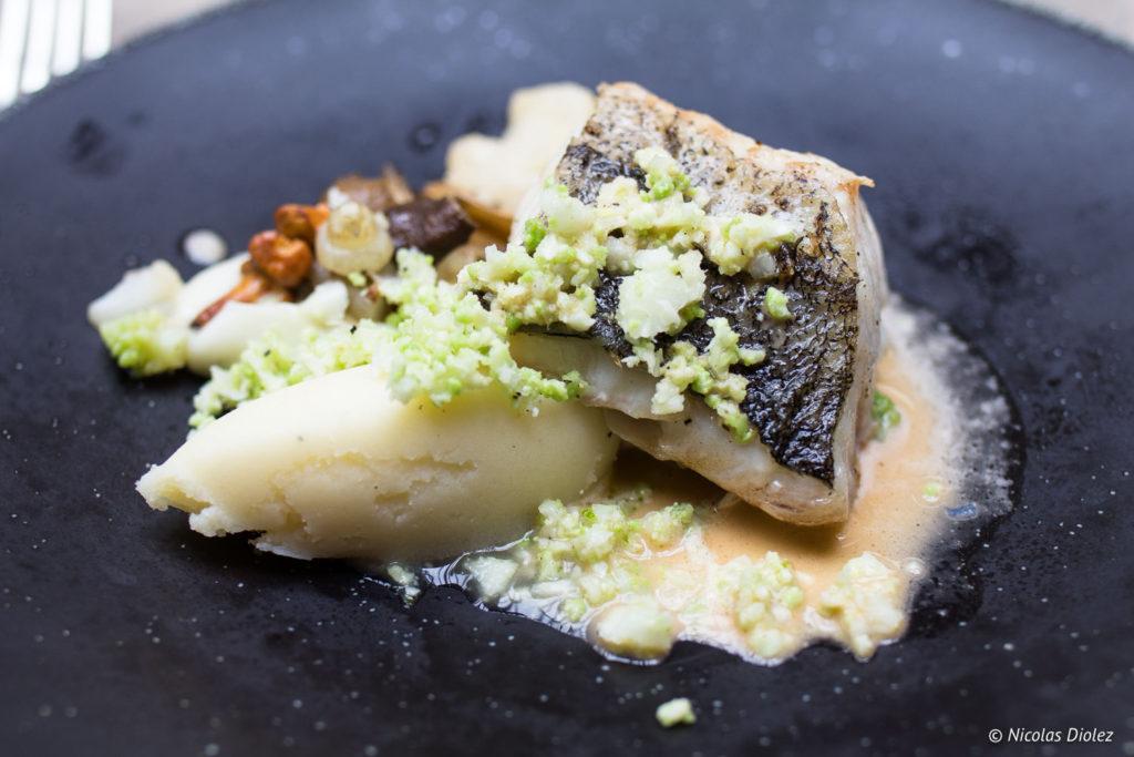 restaurant Zarza Louvain Belgique - DR Nicolas Diolez 2017