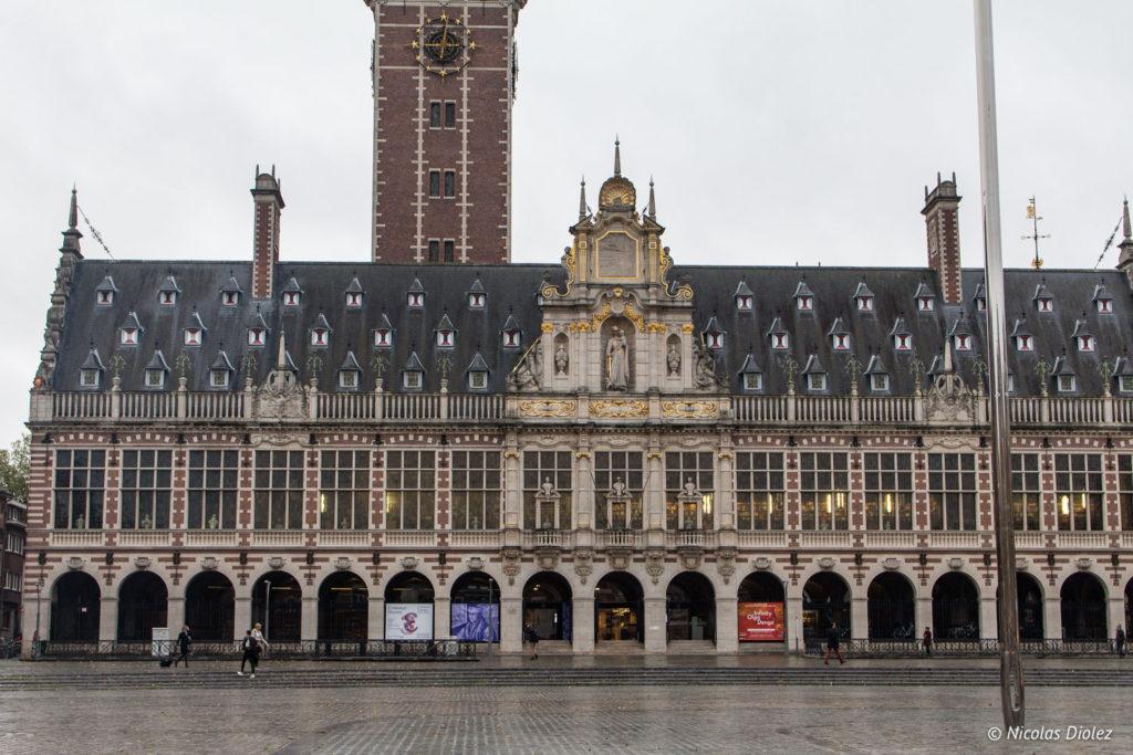 Halle Louvain Belgique - DR Nicolas Diolez 2017