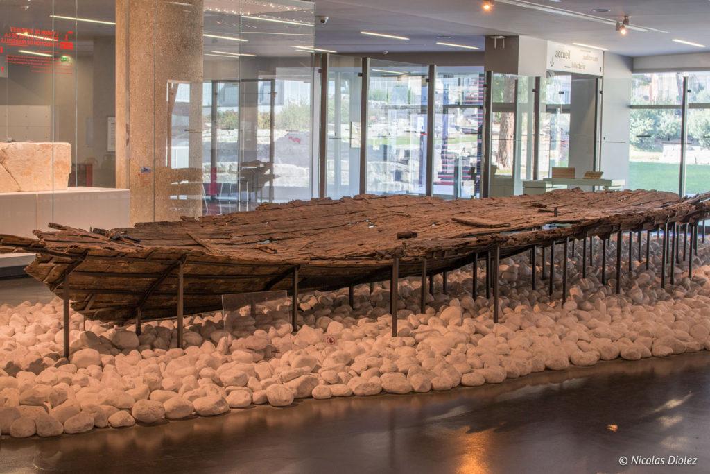 Musée histoire de Marseille - DR Nicolas Diolez 2017