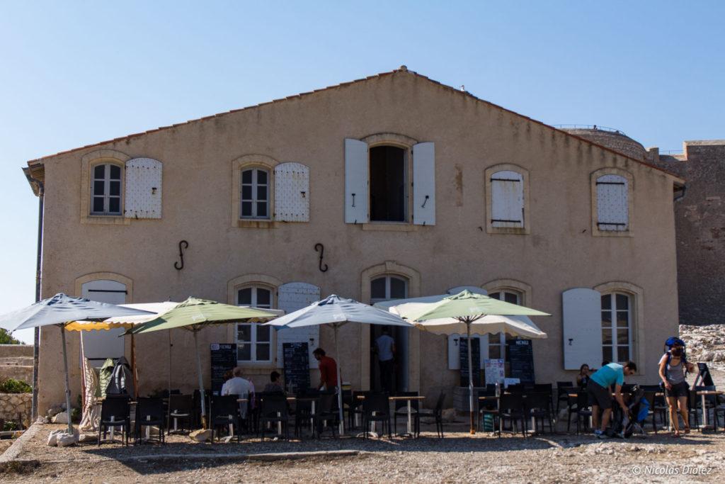 Château d'If Marseille - DR Nicolas Diolez 2017