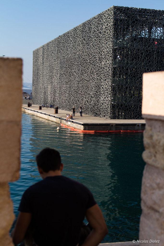 Mucem Marseille - DR Nicolas Diolez 2017