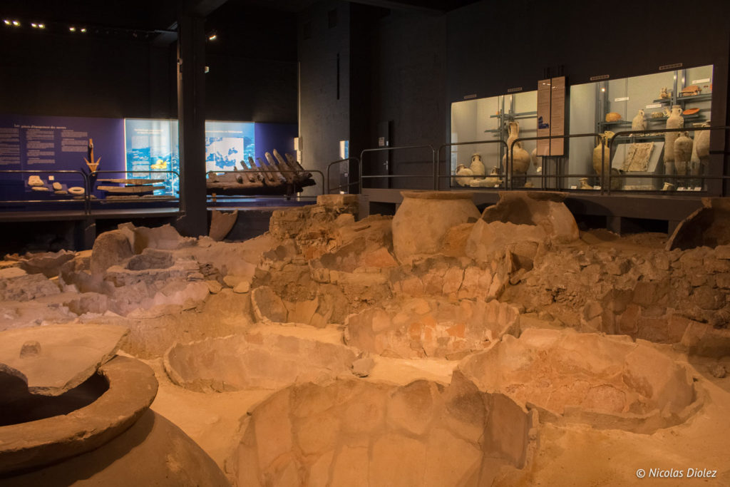 Musée des docks romains Marseille - DR Nicolas Diolez 2017