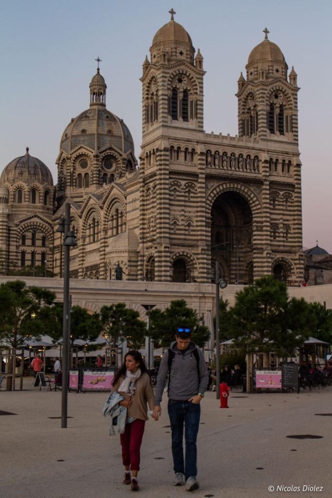 Quartier Panier Marseille - DR Nicolas Diolez 2017