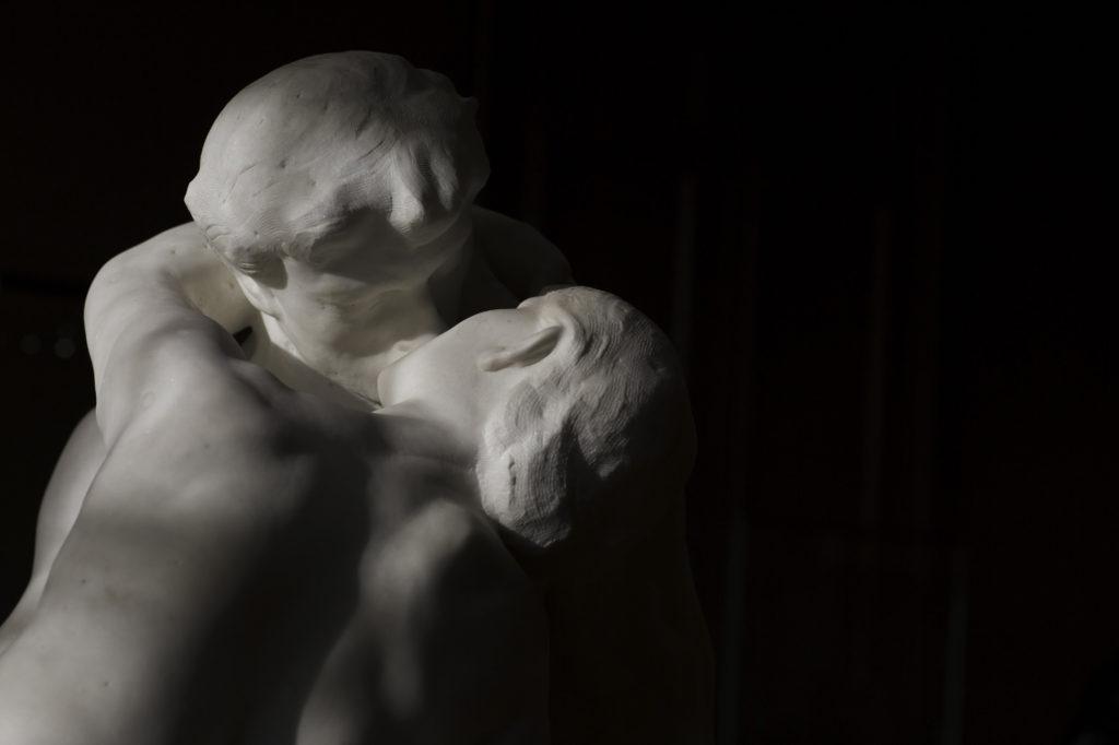 Soirée Love 2017 Crédit agence photographique du musée Rodin J Manoukian / Auguste Rodin