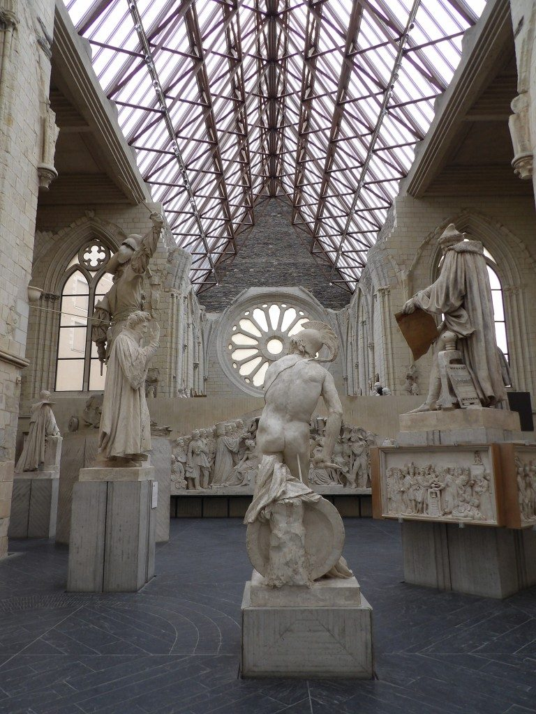Sculptures Galerie David d'Angers