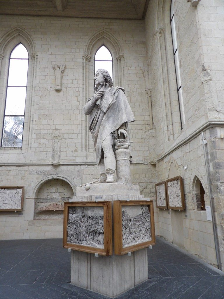 Sculpture Galerie David d'Angers