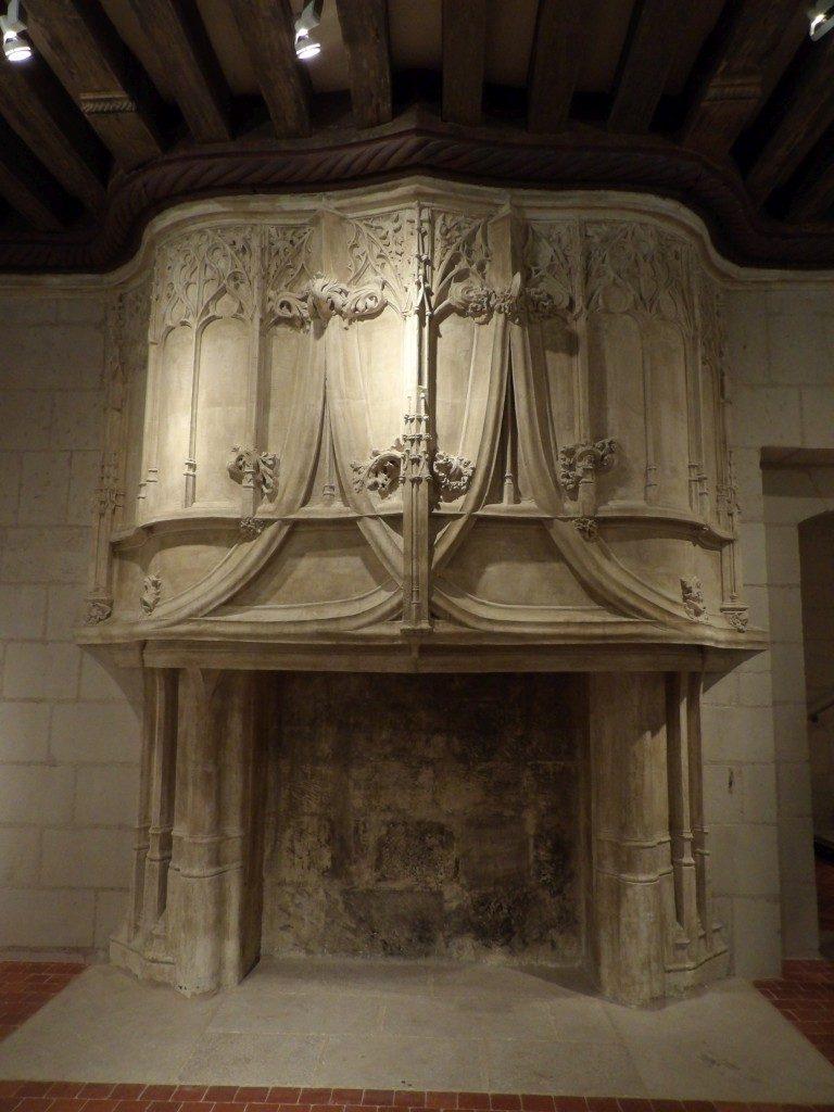 Cheminée Musée des Beaux-Arts d'Angers