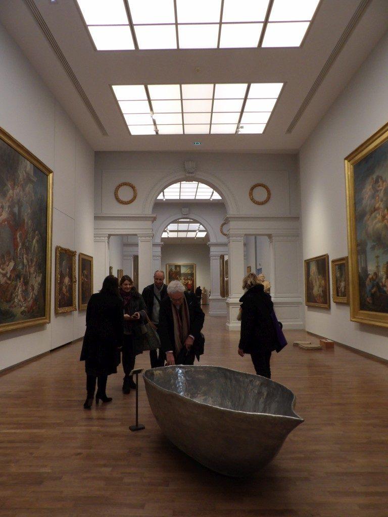 salle Musée des Beaux-Arts d'Angers