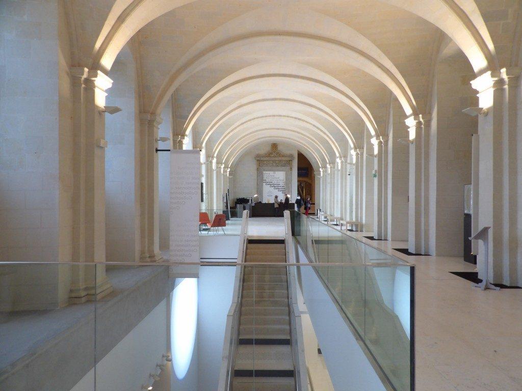 accueil Musée des Beaux-Arts d'Angers