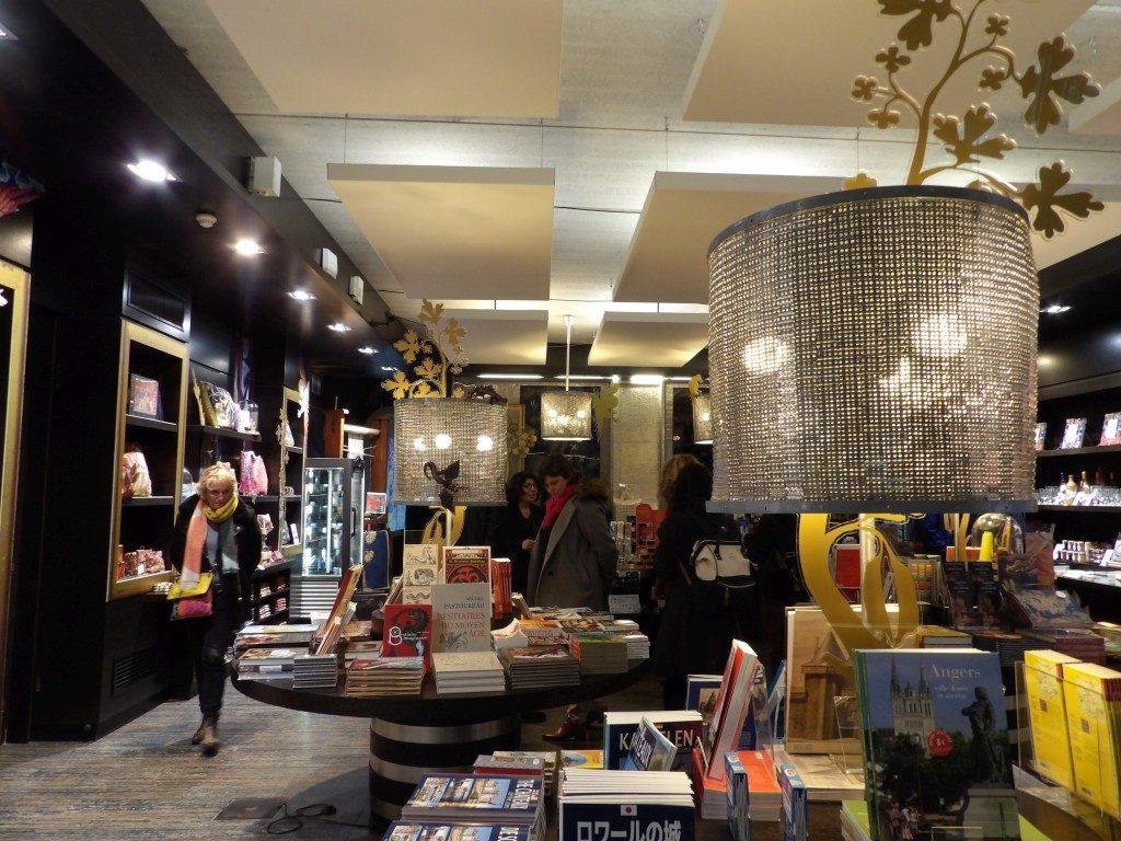 boutique CMN château d'Angers