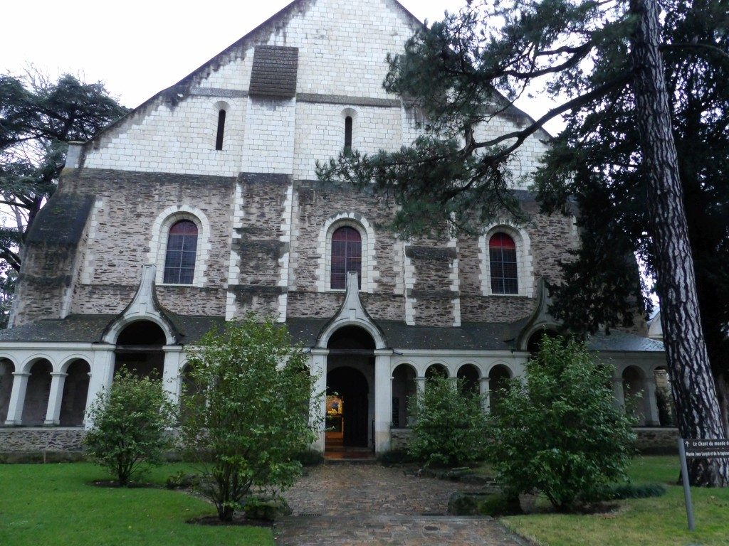 Extérieur Musée jean Lurçat Angers
