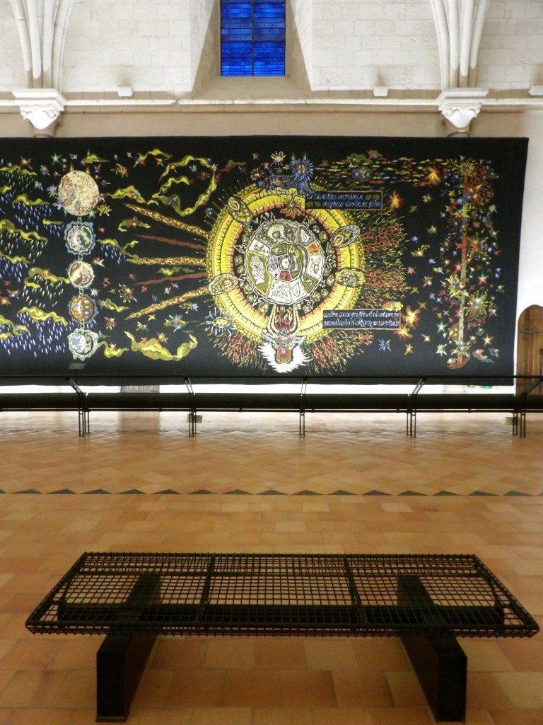 tenture Apocalypse Musée jean Lurçat Angers