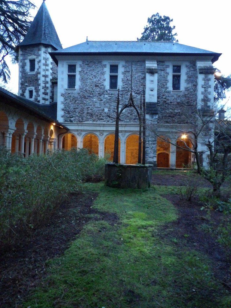 cloître Musée jean Lurçat Angers