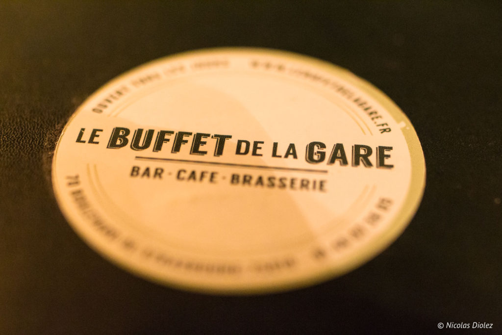 restaurant Buffet de la Gare Paris