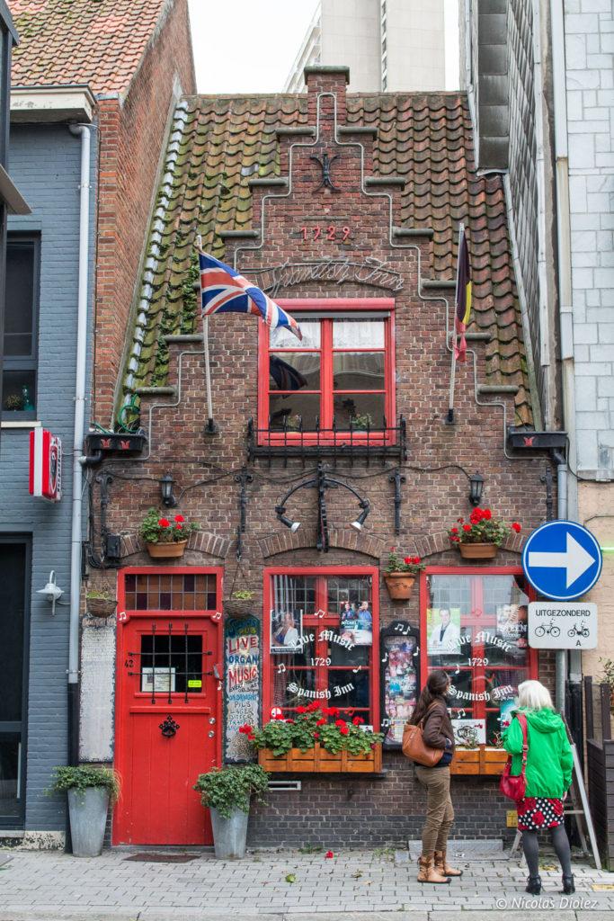 maison Ostende Belgique