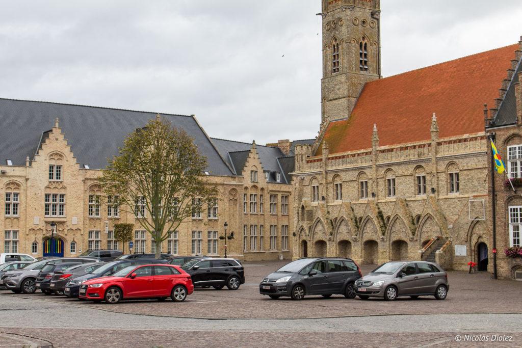 ville Nieuwport Belgique