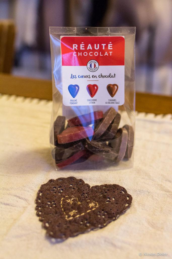 Réauté Chocolat Saint Valentin - DR Nicolas Diolez 2018