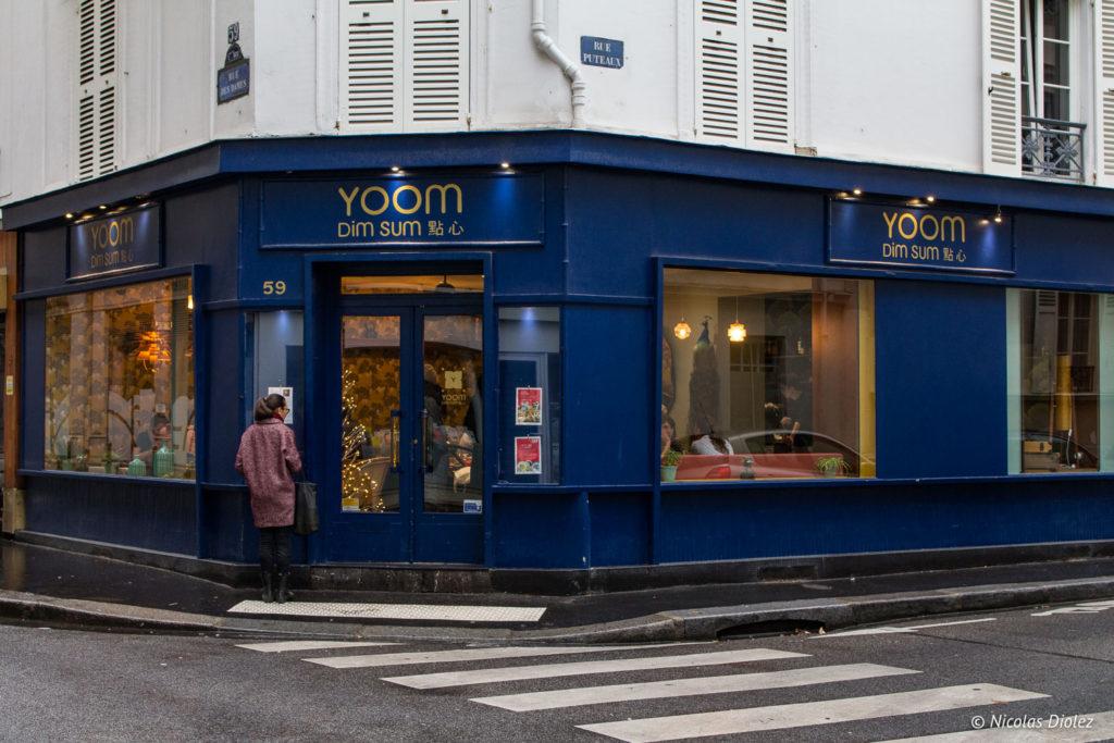 Yoom Dim Sum Batignolles Paris - DR Nicolas Diolez 2017