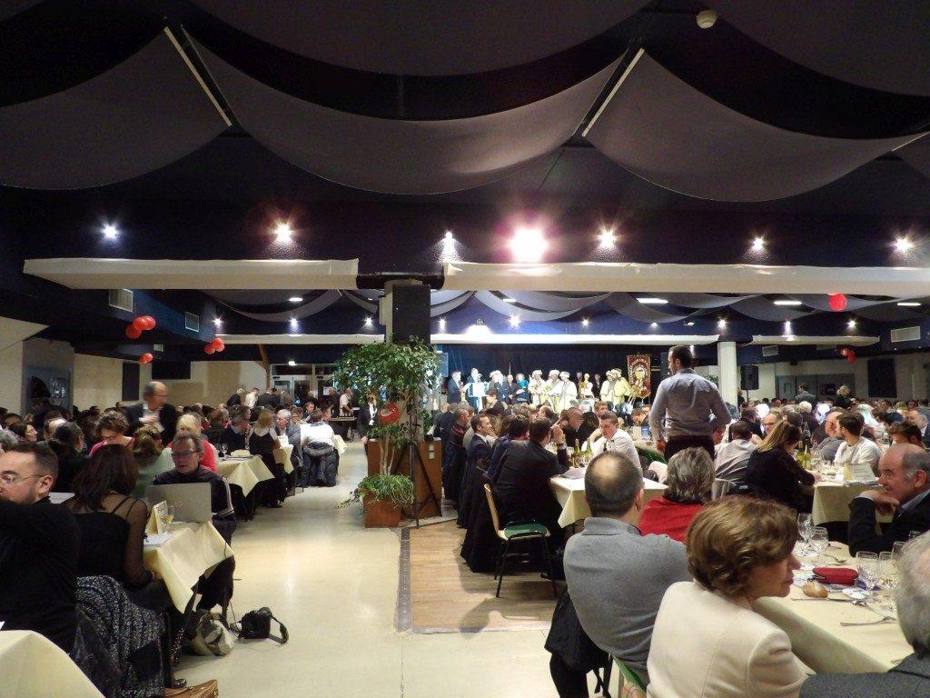 banquet de la filière Jura - DR Melle Bon Plan 2018