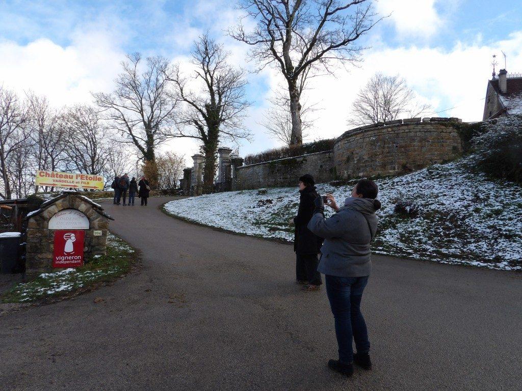 Chateau l'Etoile Percée du Vin Jaune 2018