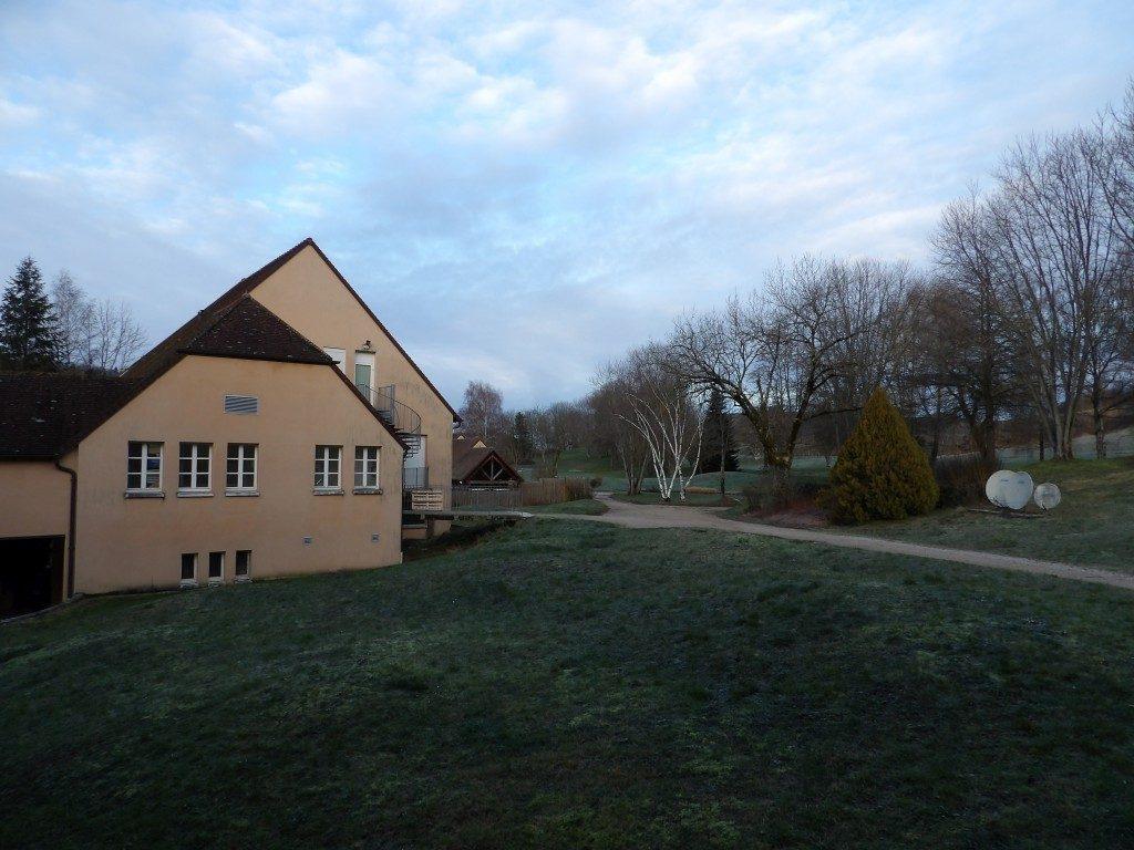extérieur Hôtel Domaine du Val de Sorne Jura