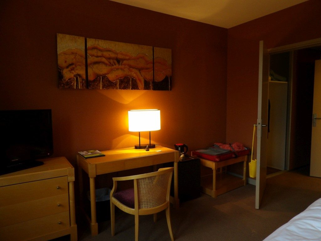 chambre Hôtel Domaine du Val de Sorne Jura