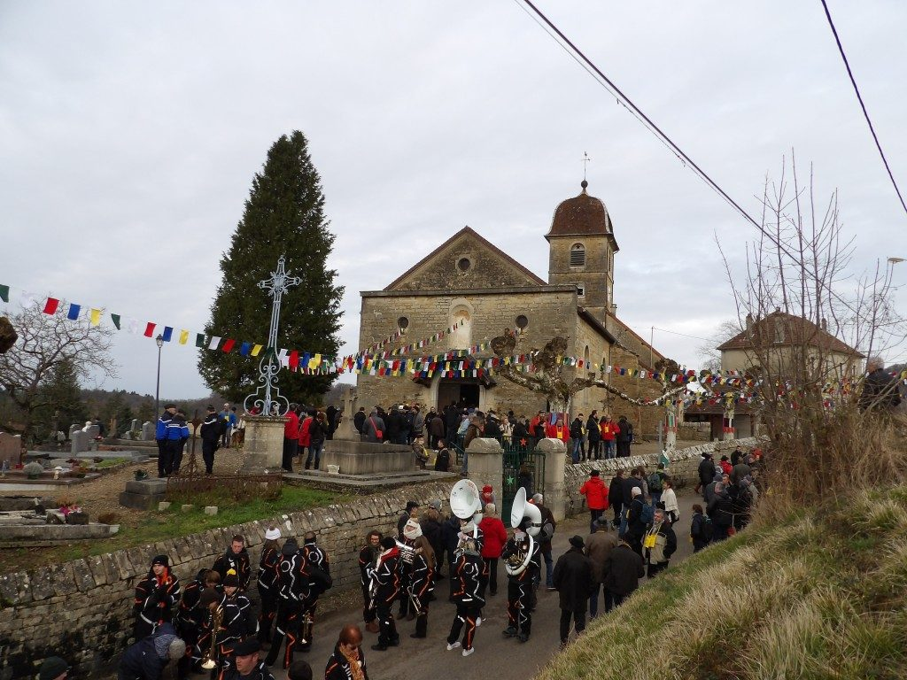Eglise l'Etoile Percée du Vin Jaune 2018