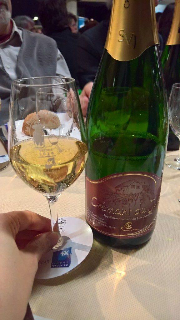 Bouteille Crémant du Jura Percée du Vin Jaune 2018