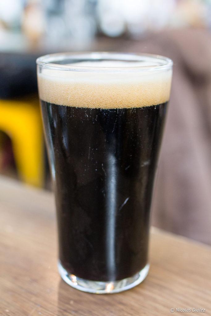 verre bière Arkose Nation Paris