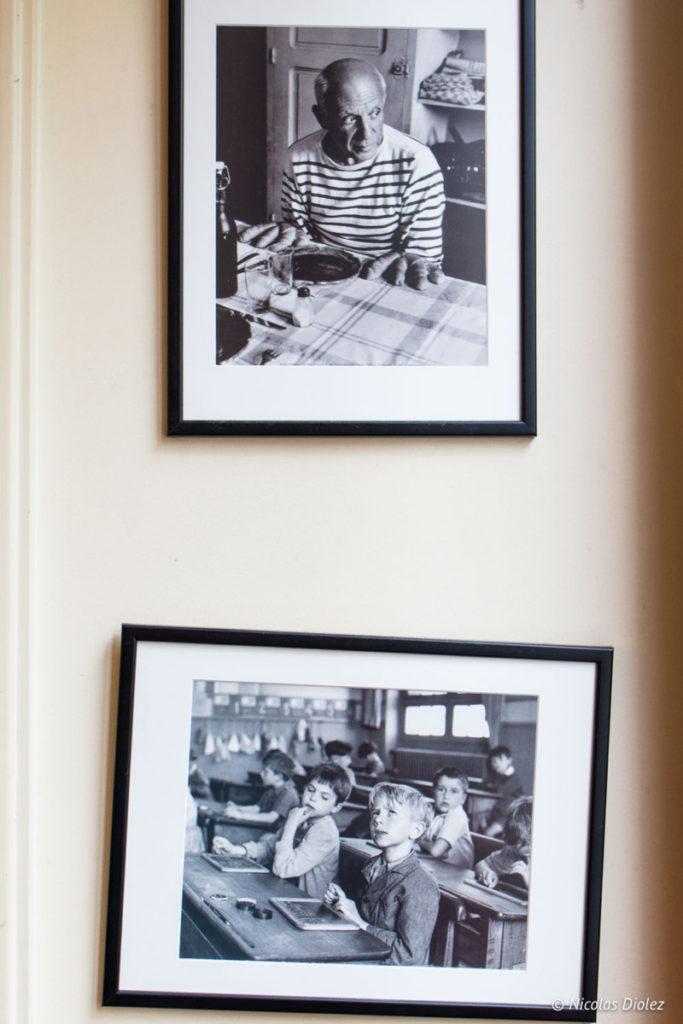 cadres Café des musées