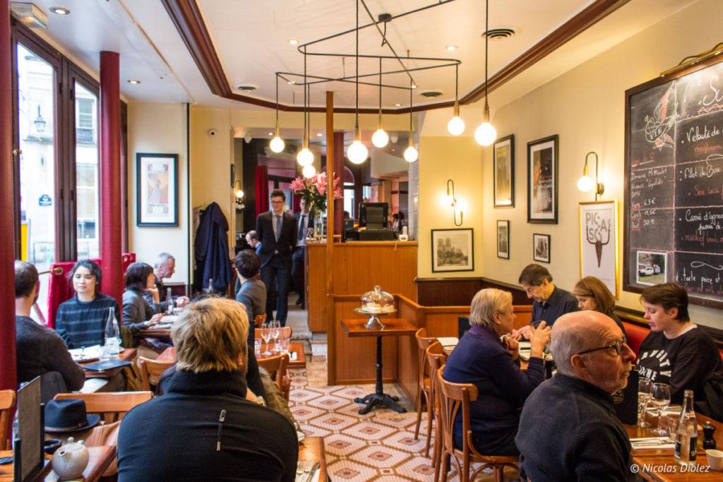 salle Café des musées