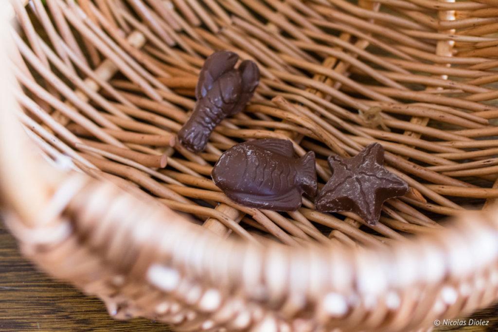 friture chocolat Pâques Révillon 2018