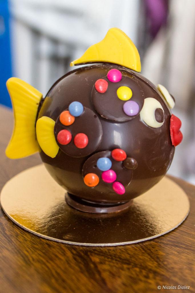 Poisson Pâques Réauté Chocolat 2018