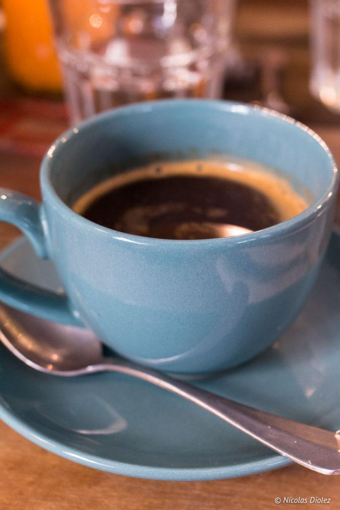café noir Positive Café Versailles
