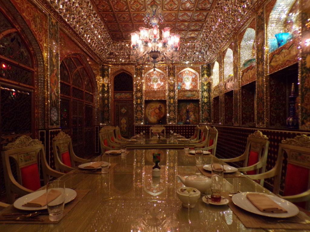 salle privée Restaurant Parisa Doha Qatar