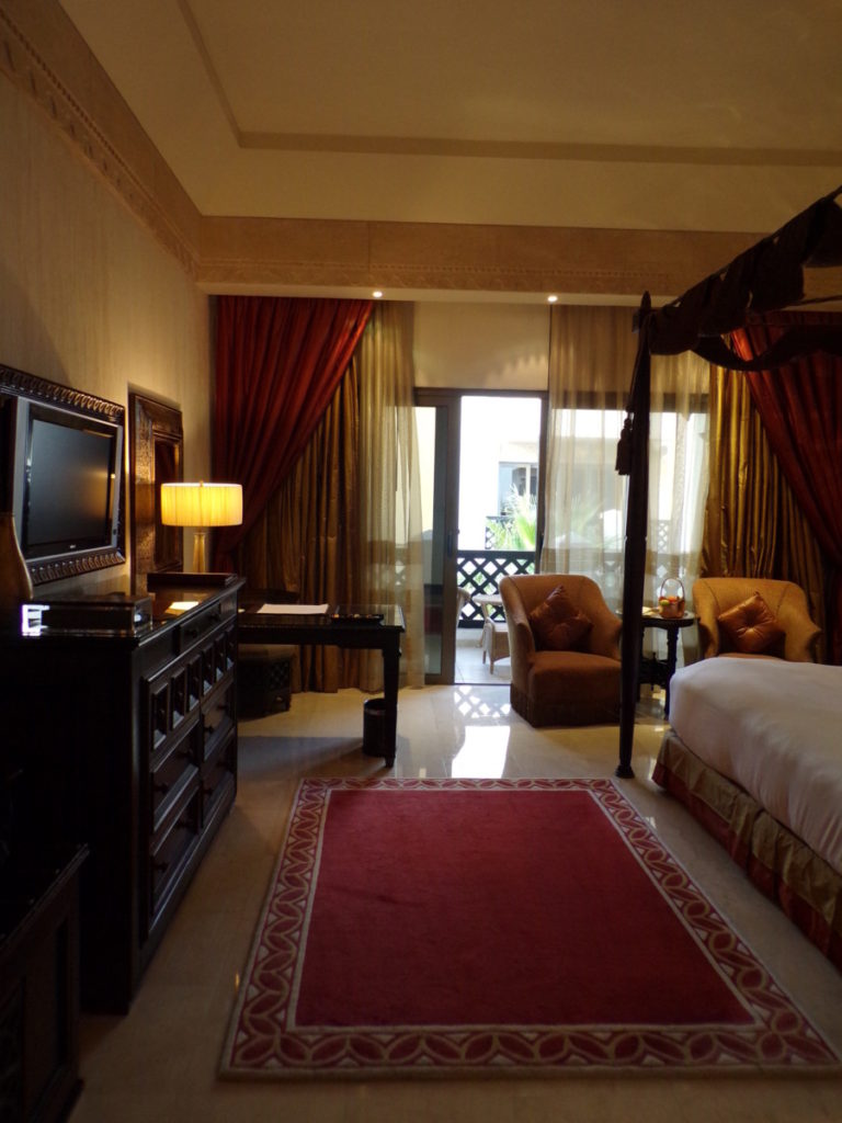 chambre Hôtel Sharq Village and Spa Doha Qatar