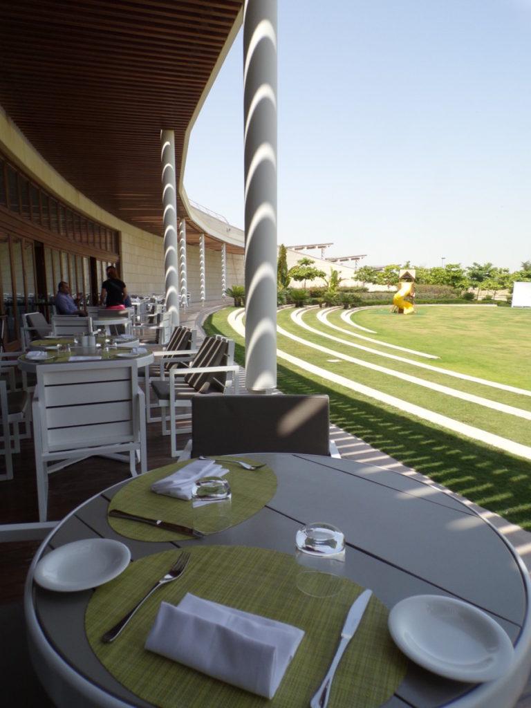 terrasse Chef's Garden Qatar