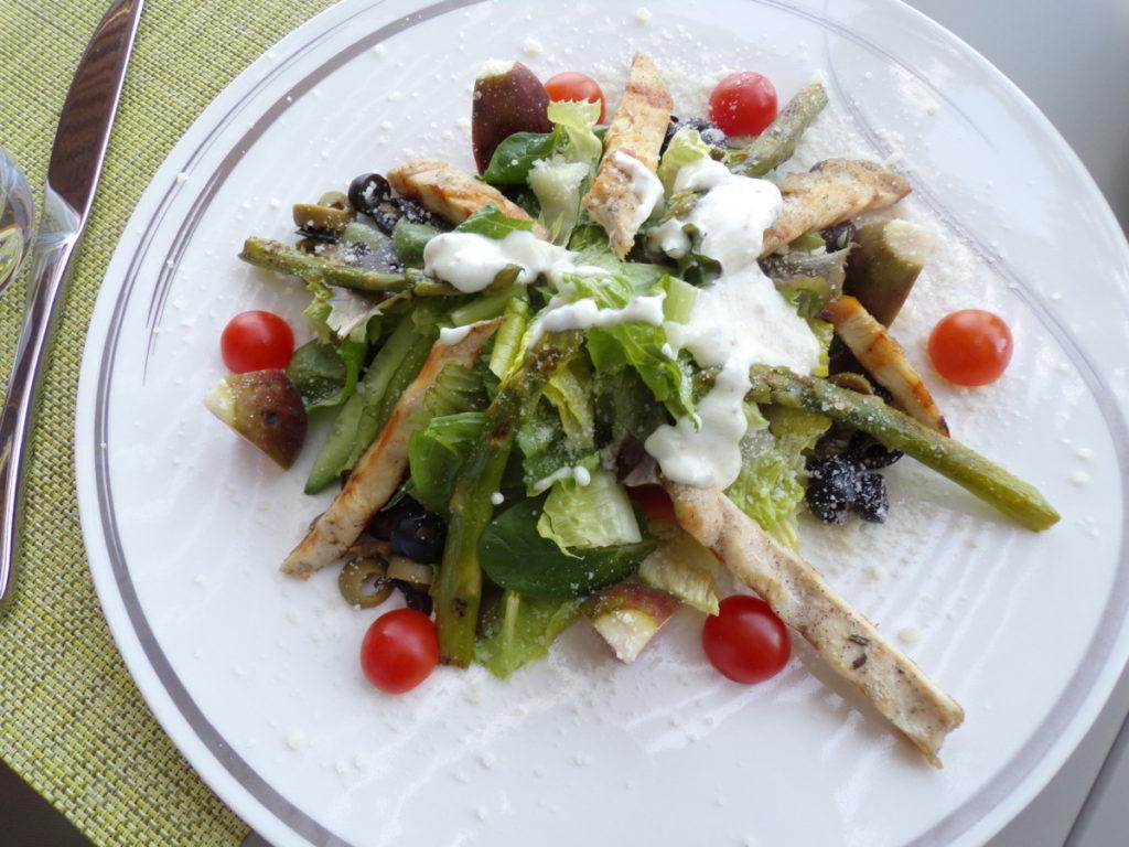 salade Chef's Garden Qatar