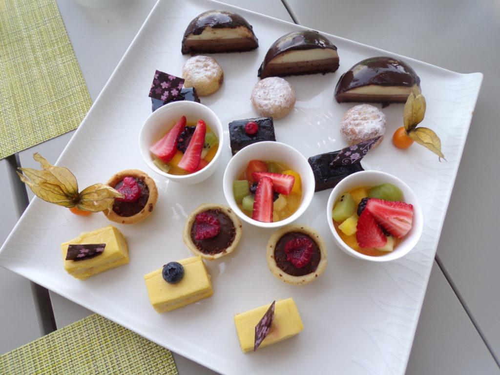 desserts Chef's Garden Qatar