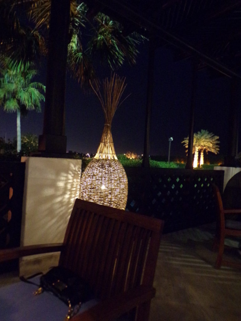 restaurant Al Dana du Sharq Village and Spa Doha Qatar