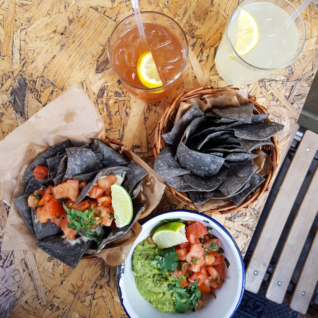 Guacamole Cantine California Paris