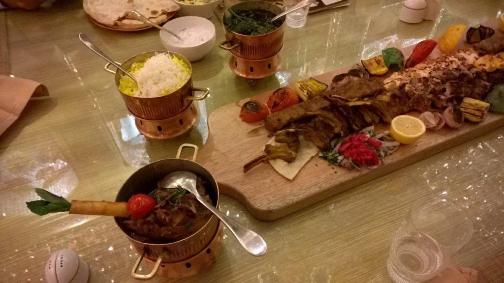 plats Restaurant Parisa Doha Qatar