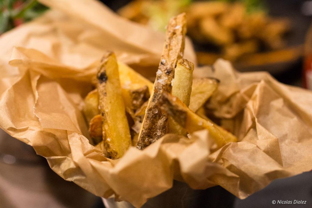 frites Bar Block Brighton