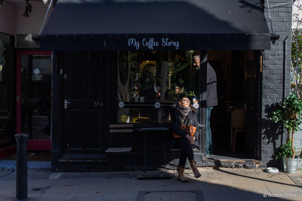 facade My Coffee Story Brighton