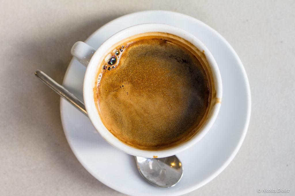 café Coffee at 33 Brighton