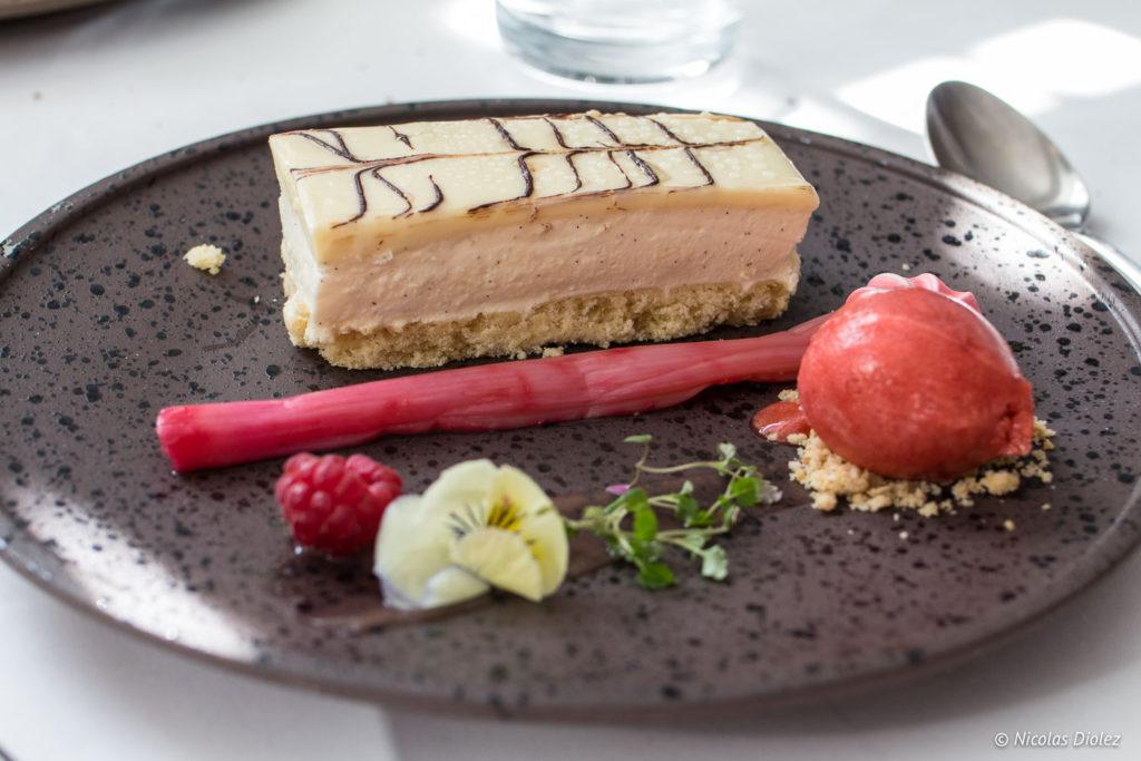 dessert Restaurant At Drakes Brighton