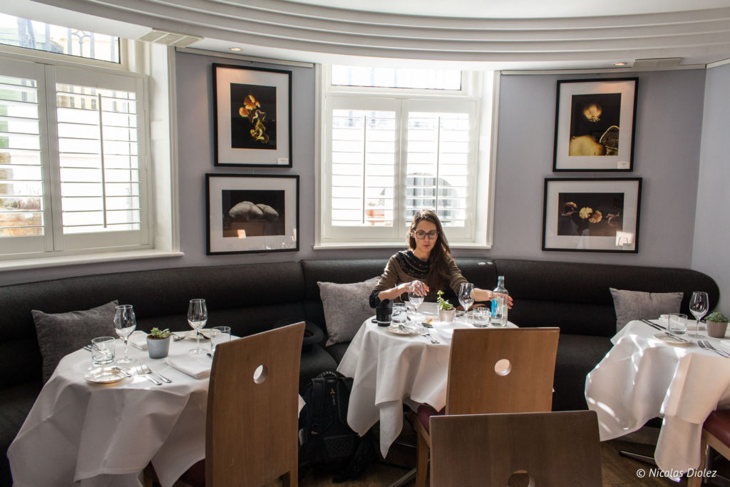 Melle Bon Plan salle Restaurant At Drakes Brighton