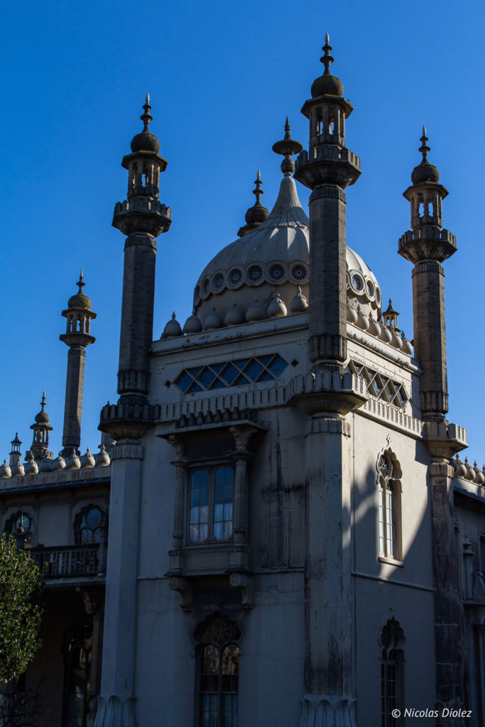 Tour Royal Pavilion Brighton
