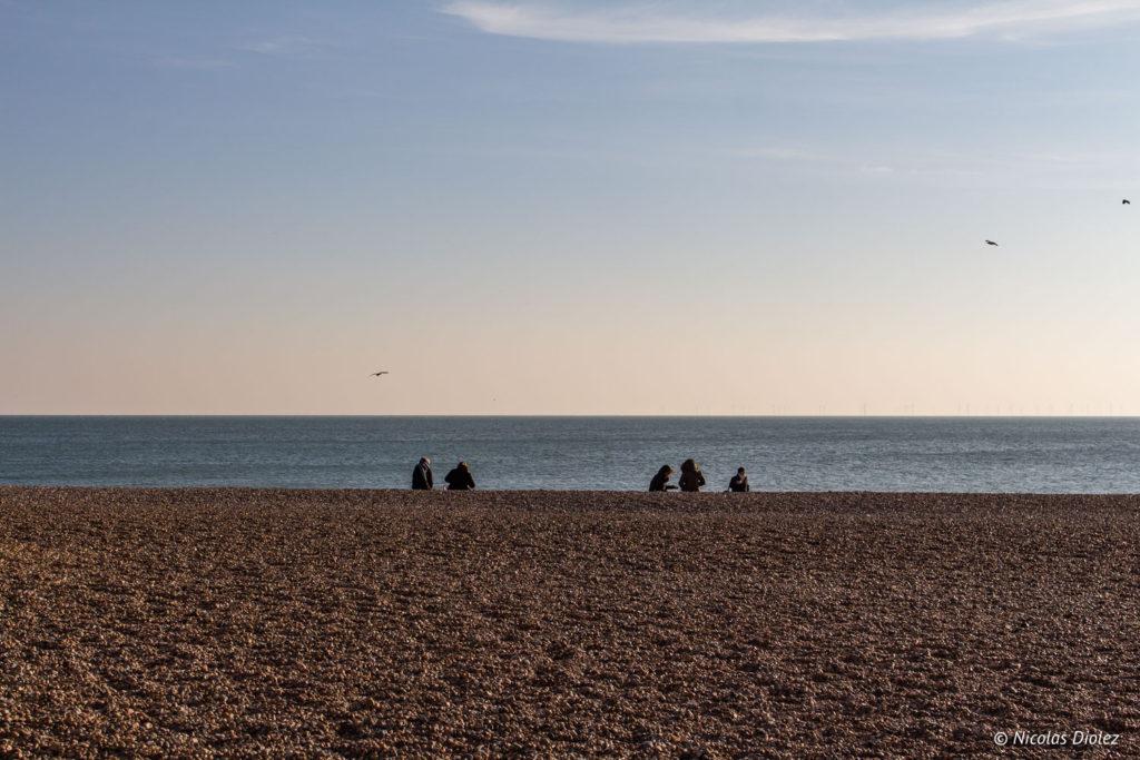 plage Brighton - DR Nicolas Diolez 2018