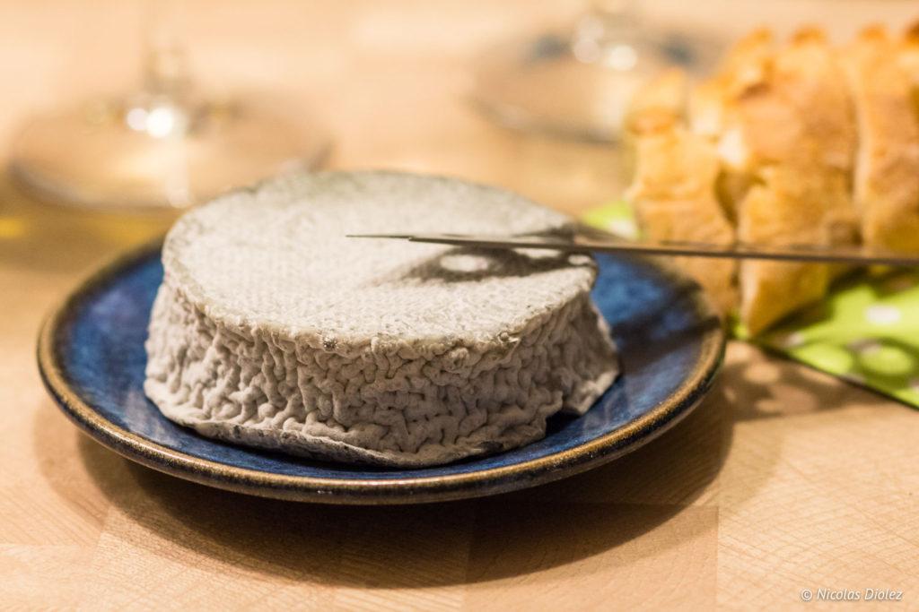 fromage Gîte Ruelle des Jardins Val de Loire